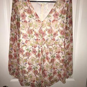 Dresses & Skirts - Long sleeve romper